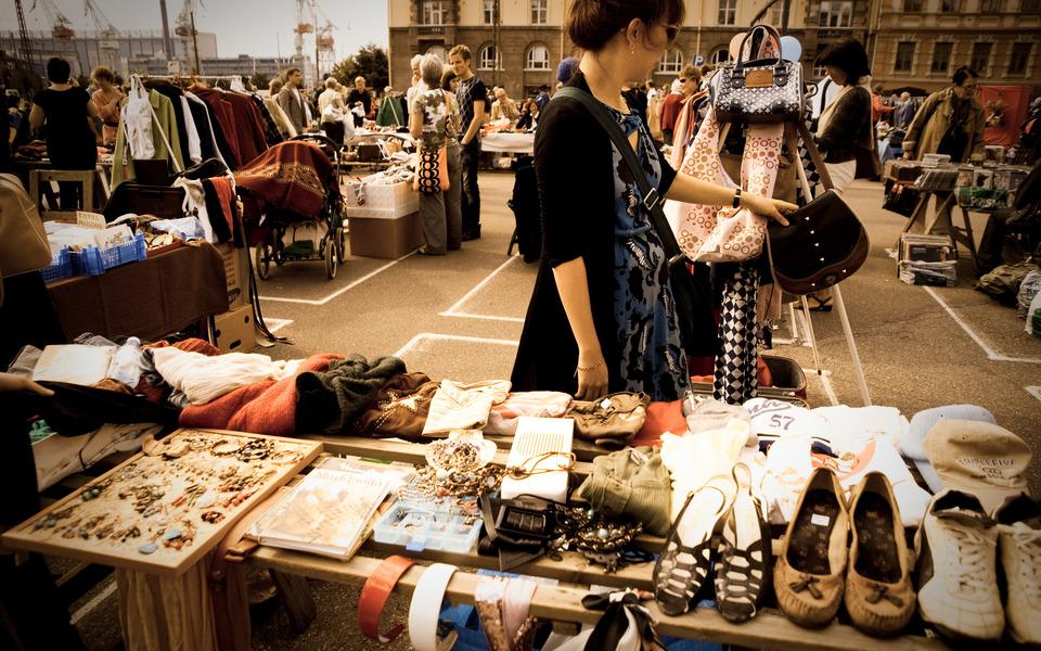Flea market image 4