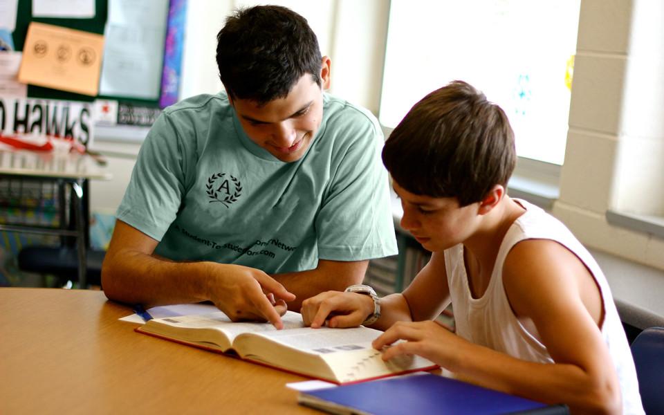 Ac peer tutor