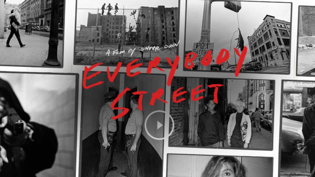Everybody Street - feature film Trailer 2013