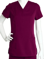 Grey's Anatomy 71139 V-Neck 2 Pocket Scrub Top