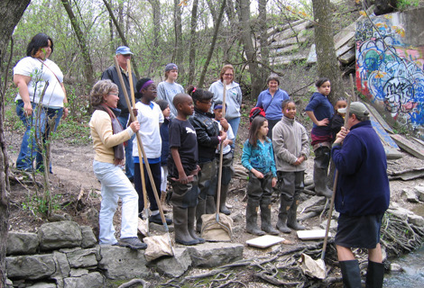 Field Trip Activities Field Trips Chicago River Schools Network