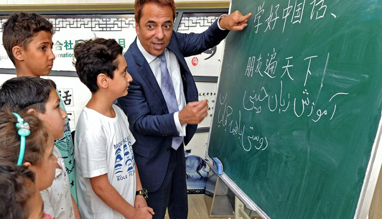 Iranian businessman finds success in Yiwu[1]- Chinadaily.com.cn