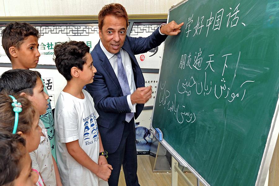 Iranian businessman finds success in Yiwu