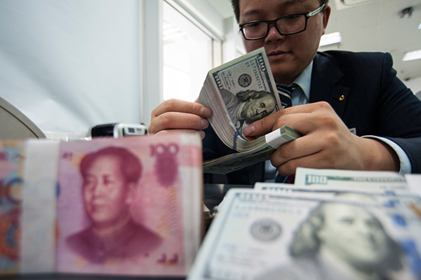 Three-day rally pushes RMB to 7-month-high – Business