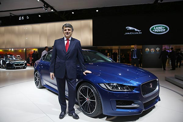 Perfect Jaguar Land Rover To Build SUV Model In China U2013 Business