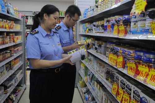 China's dairy products quality continues to improve