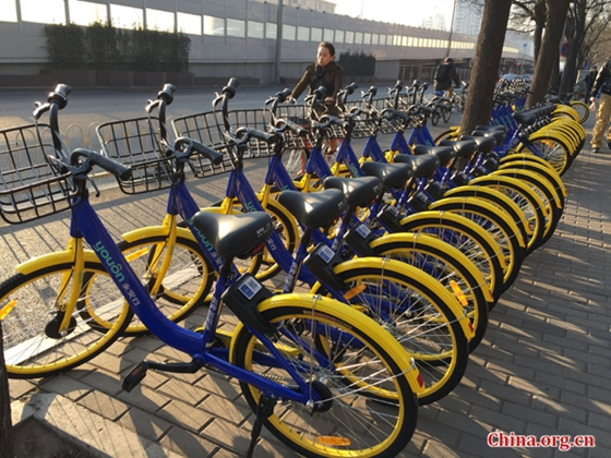 Bike sharing gets national guideline