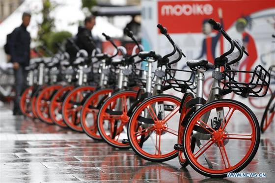 Have the wheels come off the bike-sharing industry?