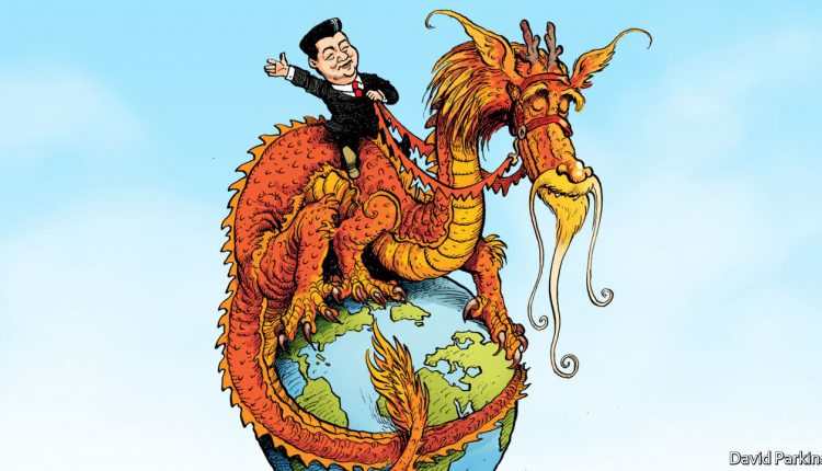 China declares itself a global power