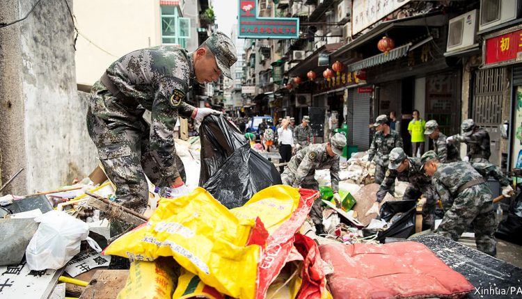 Unlike in Hong Kong, few in Macau demand greater democracy