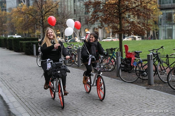 Mobike pedals to 200 global cities