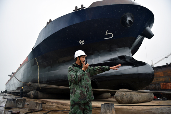 China leads in shipbuilding – Chinadaily.com.cn