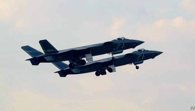 China will soon have air power rivalling the West's