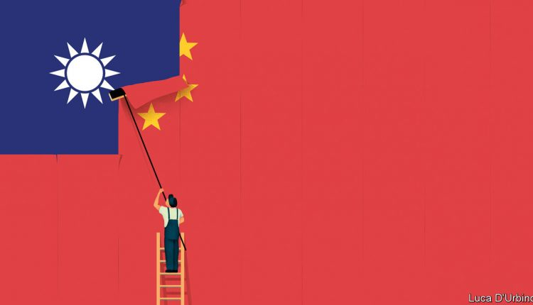 A deadline looms in China's battle with foreign firms over Taiwan