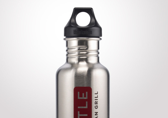 Kleen Kanteen + Chipotle Water Bottle