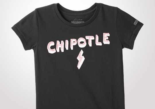 Chipotle Strikes Youth T-Shirt