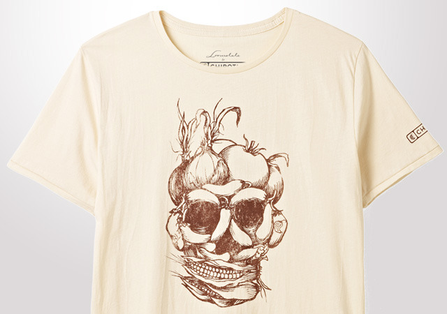 Chipotle Veg Head Men's T-Shirt