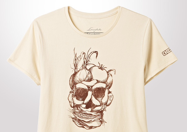 Chipotle Veg Head Women's T-Shirt