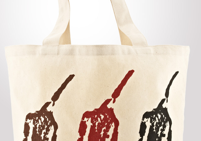 Chipotle Pepper Print Tote