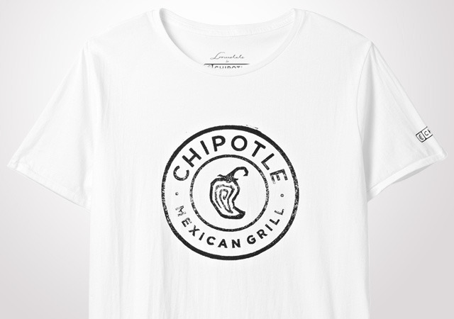 Chipotle Stamp Medallion Men's T-Shirt
