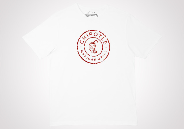 Chipotle Logo chipotle store - distressed chipotle logo - unisex
