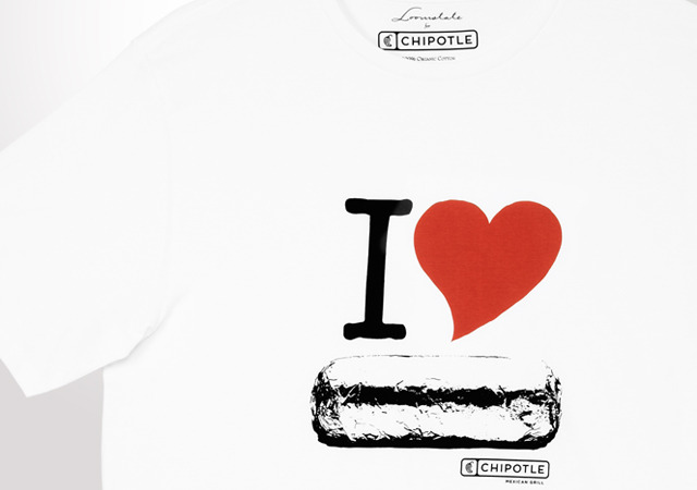 I Love Burritos - Unisex