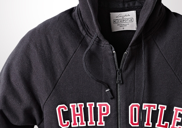 Chipotle Collegiate Hoodie