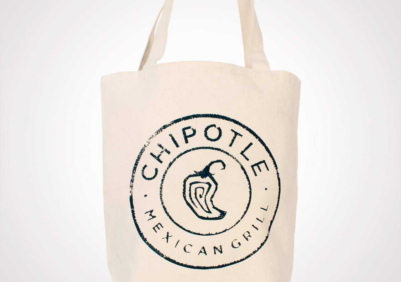 Chipotle Medallion Grocery Tote