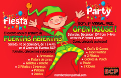 BCP Holiday Open House 2016