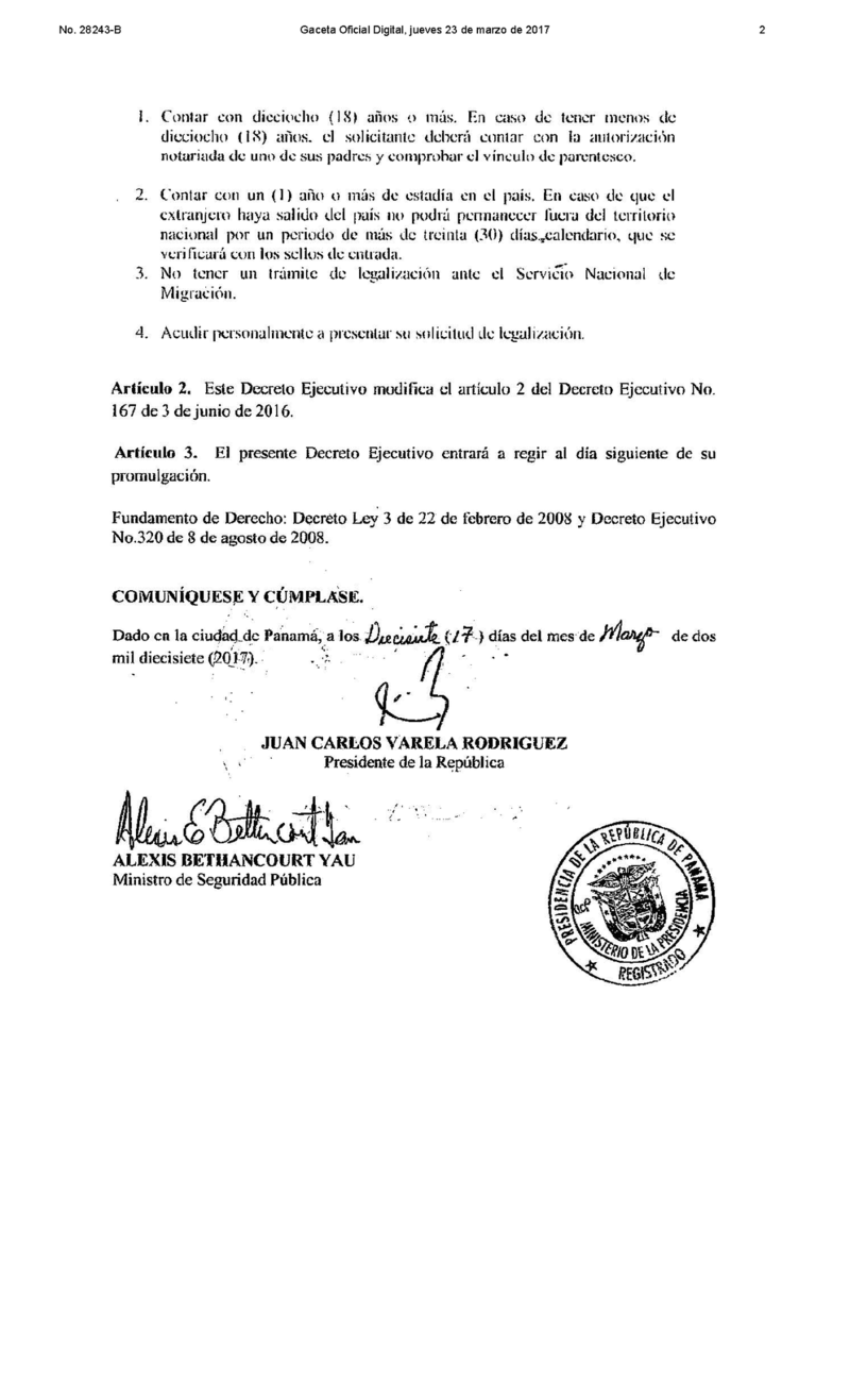 Executive Decree 145 re immigration 17 March 2017 page 2.png