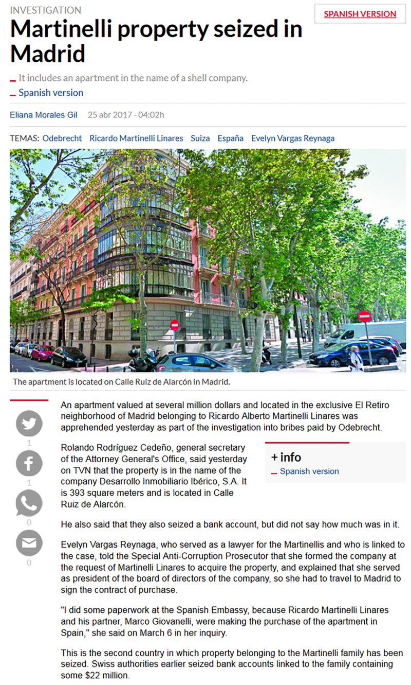 Martinelli Property Seized in Madrid.png