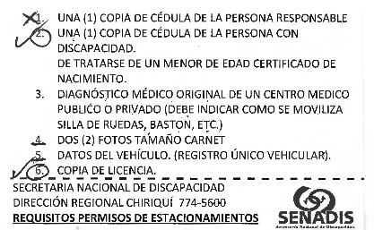 Senadis Handicap Placard Procedure Documentaiton.png