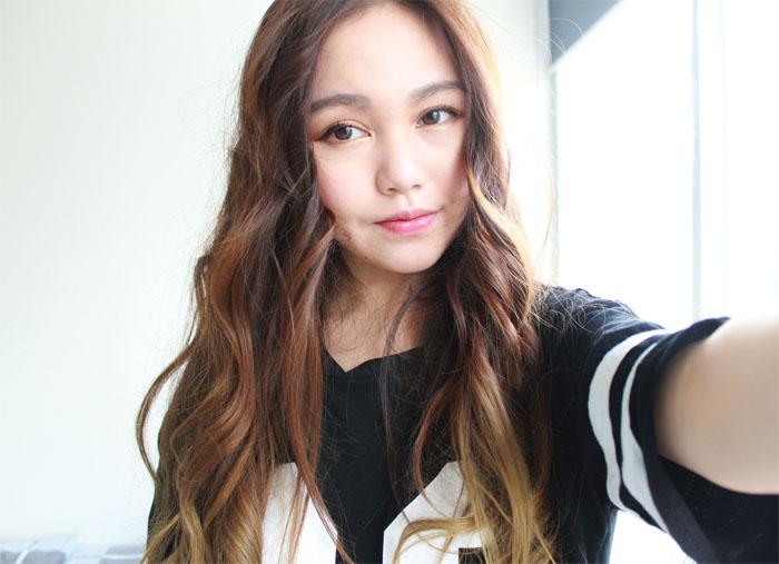 Hair Curls Chloe Ting Melbourne Australia Fashion Lifestyle
