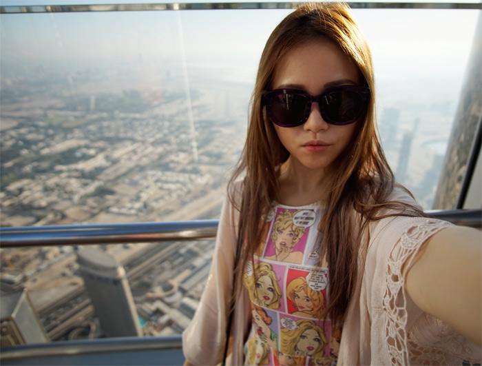 Chloe Ting, Dubai