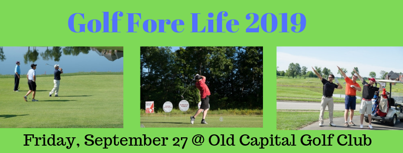 Golf Fore Life