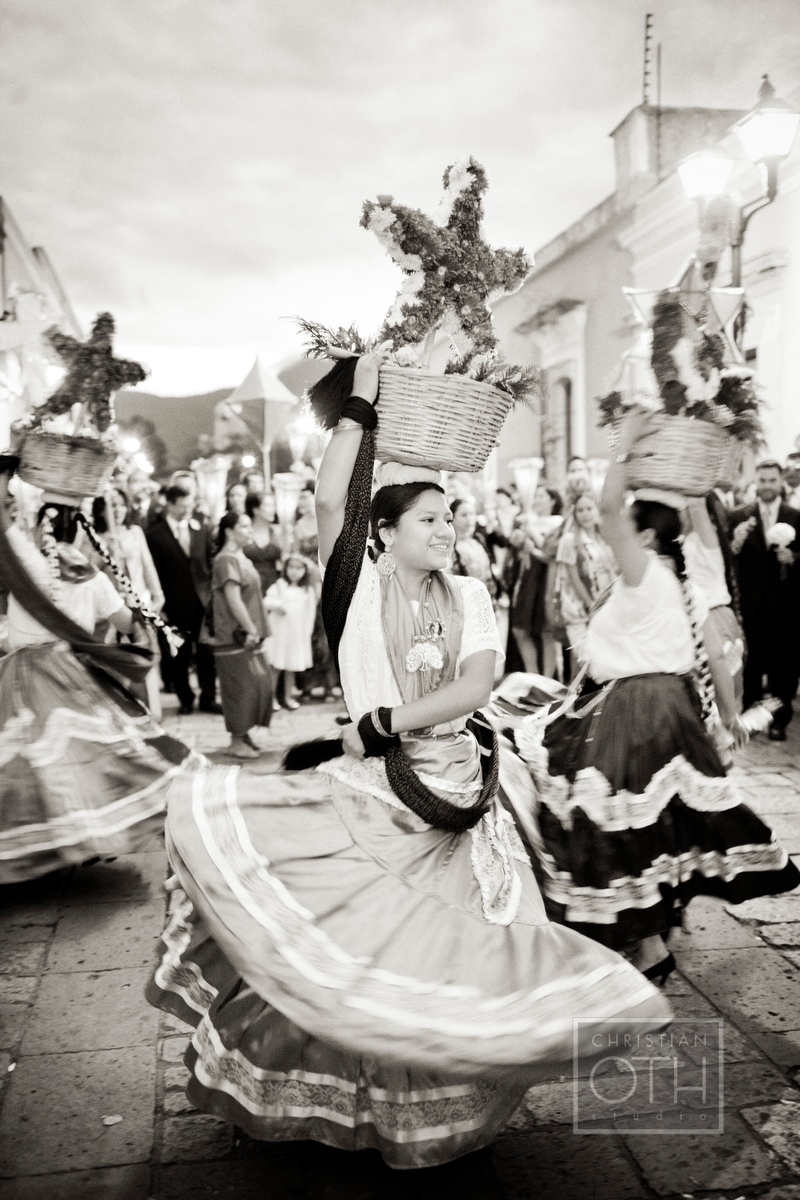 Street Dance in Oaxaca, Mexico - Shawn Connell of Christian Oth Studio