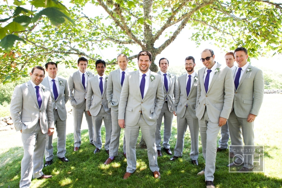 groomsmen - Christian Oth of Christian Oth Studio
