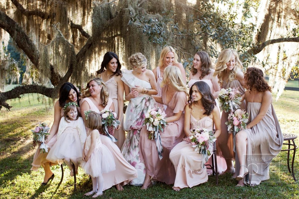 A Southern Wedding - Christian Oth of Christian Oth Studio