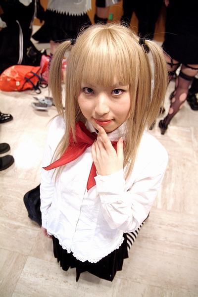 Cute Misa Cosplay - Cute Cosplay Girls - CosplayGirls.net