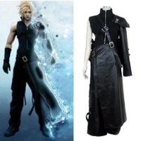 Cloud Strife Cosplay