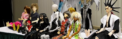 Ball Jointed Doll Anime Meetups Ball Jointed Dolls