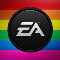 EA GaymerCon Logo