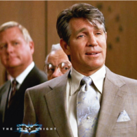 Eric Roberts - The Dark Knight's Sal Maroni