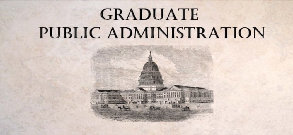 Graduate_public_administration