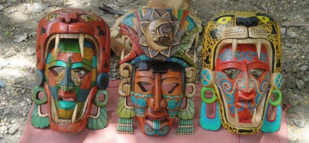 Chichenmasks
