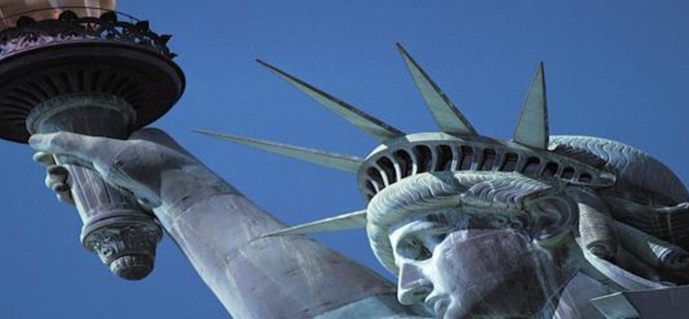 Immigration.statue of liberty