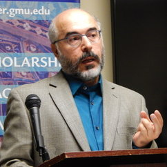 Mucahit Bilici discusses messianism in Turkey at Mason