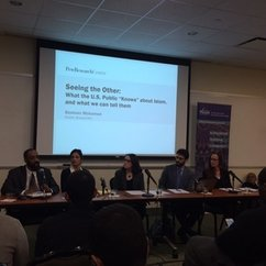 IIR panel discussion provides facts on Islamaphobia and Xenophobia in the U.S.