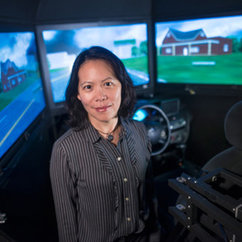 "Human Factors Faculty Member Yi-Ching Lee Featured in ""The George"""