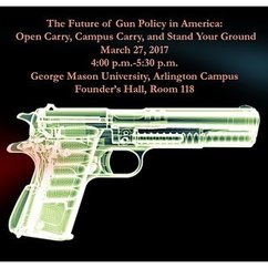 Join us in Exploring the Future of Gun Policy in America